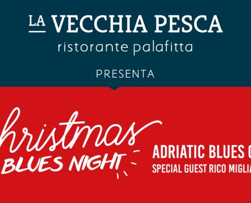 Christmas Blues Night | 28 Dicembre Live