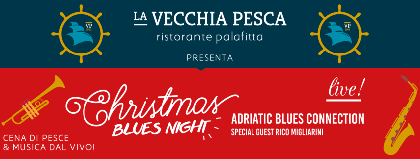 Christmas Blues Night | 28 Dicembre Live