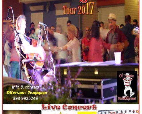 Pesce Rockabilly Concert | La Vecchia Pesca
