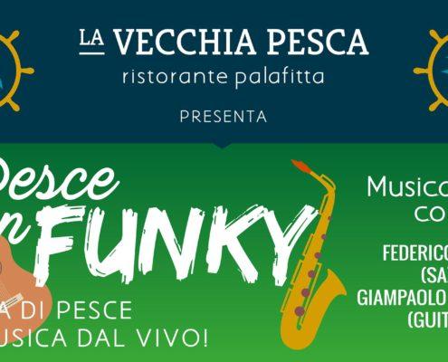 Funky Concert | La Vecchia Pesca