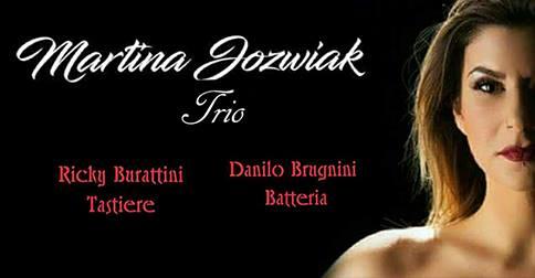 Martina Jozwiak Trio | La Vecchia Pesca