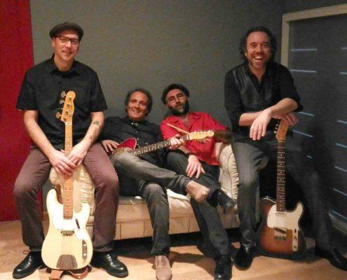 The Blues Addicted | La Vecchia Pesca