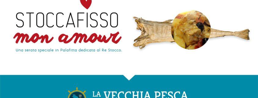 Stoccafisso Mon Amour | La Vecchia Pesca